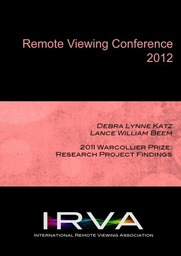 Preisvergleich Produktbild Debra Katz - Lance Beem - 2011 Warcollier Prize Research Findings (IRVA 2012)