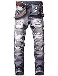 3fe2df60c1 Amazon.co.uk: Silver - Jeans / Men: Clothing