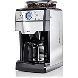 AEG KAM 300 - Cafetera con molinillo integrado y 9 grosores de grano