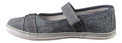 Vado Footwear GmbH  Suja, Ballerines pour fille dk. slate