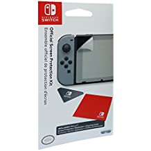 Official Screen Protection Kit pour Nintendo Switch