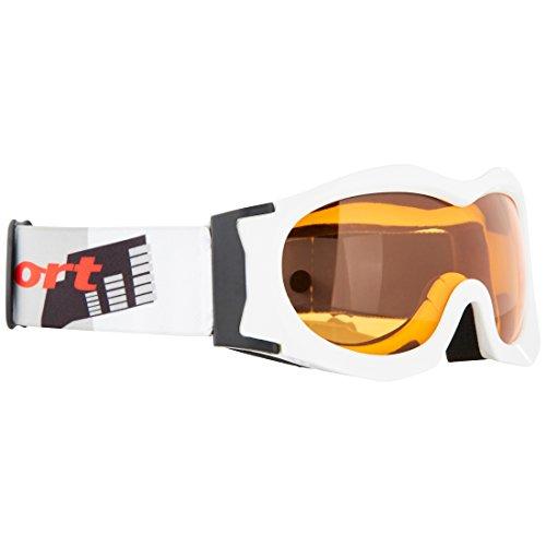 Ultrasport Kinder-Skibrille mit Antibeschlag-Scheibe