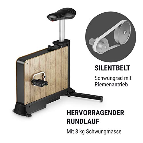 Ergometer Heimtrainer Fahrrad Klarfit Roomik Move Bild 4*