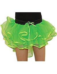 3bbc439321aa86 Fashion 24/7 Damen 3-lagiger Burlesque Tutu-Rock St. Patricks Day