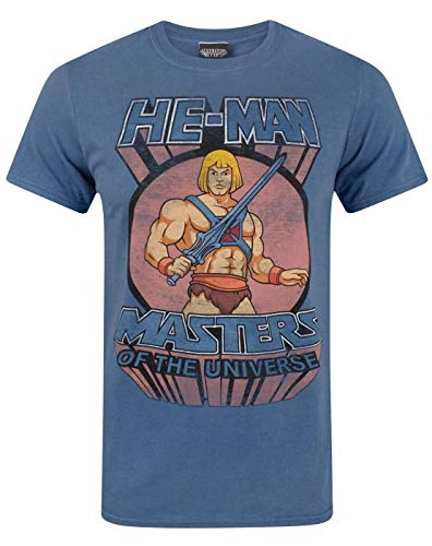 Official He-Man Masters Of The Universe Men's T-Shirt