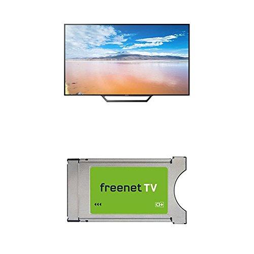 Sony KDL32WD605 Fernseher + Freenet CI+ Modul