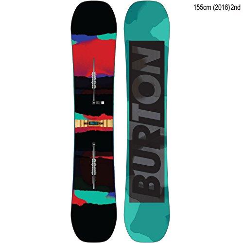Burton Process Flying V ICS Snowboard 2016 - 162cm Wide ---2nd