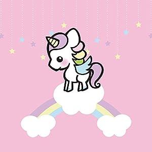 Nintendo DS Case Skin Sticker aus Vinyl-Folie Aufkleber Little Unicorn kleines Einhorn Kinder