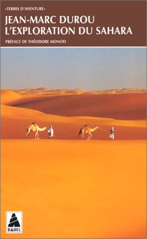 L'Exploration du Sahara