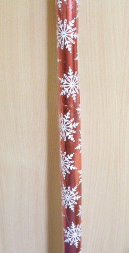 circa 4 Rotoli di carta da regalo Natale- C3 4 m x 69 cm