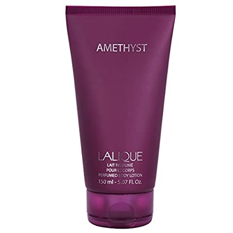 Lalique Amethyst Perfumed Body Lotion for Women 150