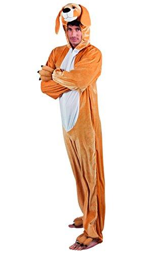 enenkostüm Hund aus Plüsch, XL (Hund Kostüme Für Männer)