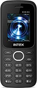 Intex Eco A1+ (Black-Yellow)