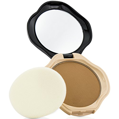 Shiseido Sheer and Perfect Compact Foundation, B60 Natural Deep Beige, 10 g