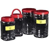 Medline 870004 Pet Sweet Jar Con Tapa, Pequeña