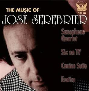 Music of Jose Serebrier [Import USA]