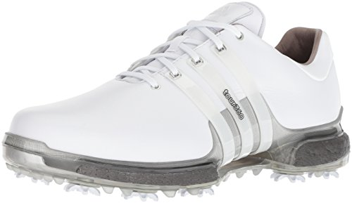 sports shoes 71570 66bc8 adidas Mens TOUR 360 2.0 Golf Shoe, WhiteTrace Grey, ...