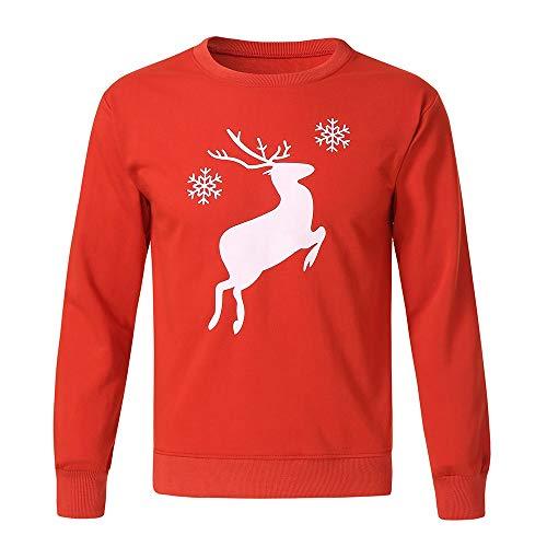 Familie Kleidung Passenden Pjs für Weihnachten Mama & ich Kid Deer Cartoon hohe Qualität Tops Sweatshirt geeignet für äußere Abnutzung