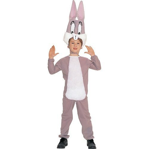 Bugs Bunny Kostüm Kind - Rubie's Bugs Bunny Looney Tune Child