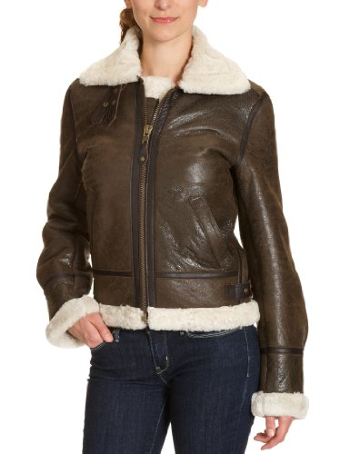 schott-nyc-lcw1257-bombardier-femme-marron-dark-brown-fr-42-taille-fabricant-l