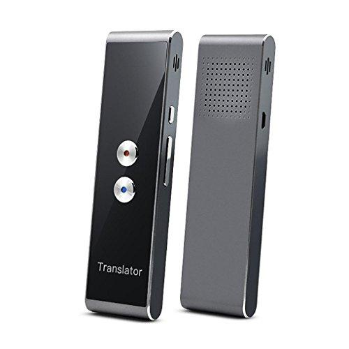 Masterein Smart Multilanguage Traduttore portatile Voice traduzione simultanea interprete Machine Travel Learning Business
