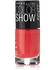 Maybelline New York Color Show Bright Sparks, Flash of Coral, 6ml