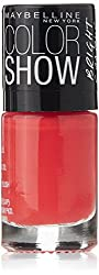 Maybelline Color Show Bright Sparks, Flash of Coral, 6ml