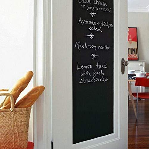 Diy Kreidetafel Tafel Aufkleber Abnehmbare Draw Decor Art Tafel Wandaufkleber Für Kinderzimmer ()