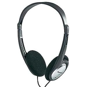 Panasonic RP HT030E-S Semi-Open Type On-Ear Headphone (Silver)