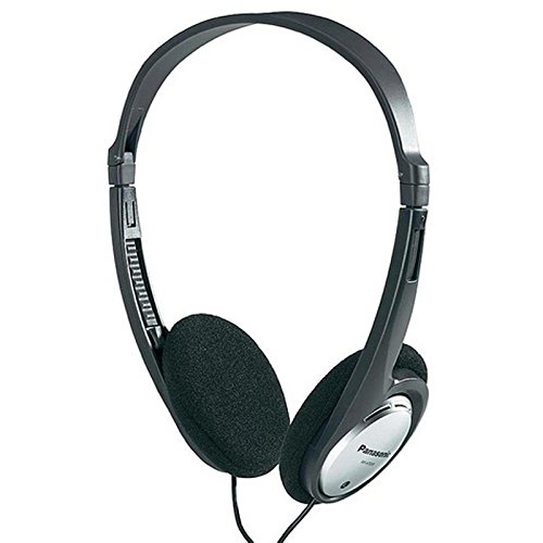 Mp3 Panasonic (Panasonic RP-HT030E-S Kopfhörer (faltbar für den kompakten Transport, besonders leicht und angenehm zu tragen) silber)