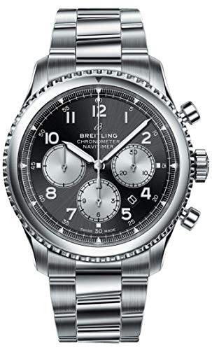 Breitling Black Dial Navitimer 8 Chronograph B01 Chronometer 43 AB0117131B1A1