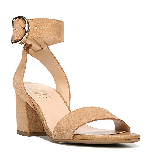 franco-sarto-womens-marcy-ankle-strap-sandaldark-camel-diva-suedeus-8-m