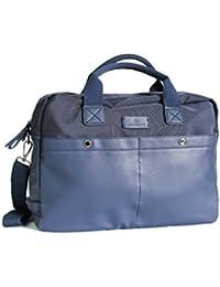 06f7de4fcb Cartella Ufficio Lumberjack L.Castagno Porta Tablet 29139B002 Blu