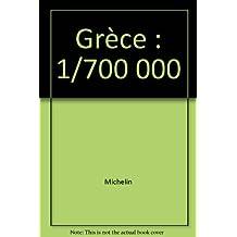 Carte routière : Grèce