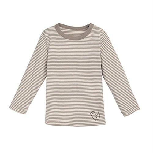 Living Crafts Living Crafts Baby Unterhemd langarm aus Bio-Baumwolle