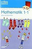 LÜK-Übungshefte / Mathematik: LÜK: 2. Klasse - Mathematik: Üben und verstehen 1·1