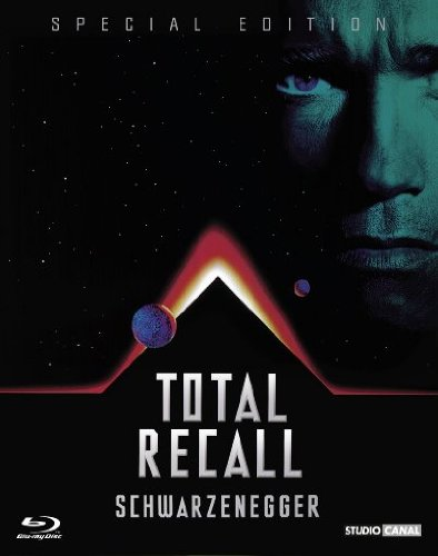 Total Recall - Steelbook [Blu-ray] [Special Edition]