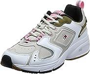 Tommy Jeans WMNS HERITAGE SNEAKER womens Sneakers