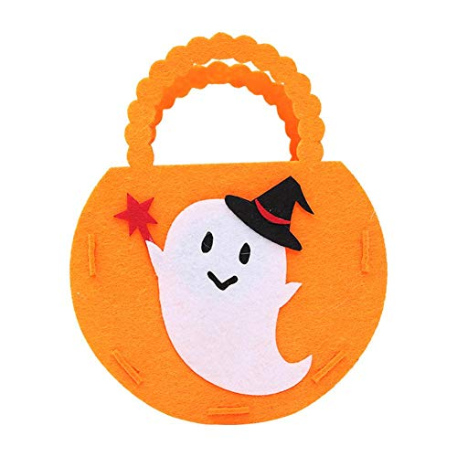 Ridecle® Halloween Accessoires de Cartilage Portables de Course Déformable Sac Cadeau Candy Cloth Bag par  Ridecle®