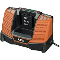 AEG 4002395373178 Chargeur, 18 V, Multicolore