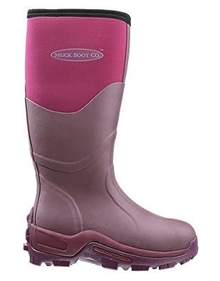 The Muck Boot Company Greta Fuchsia, Ideal for muddy fields ...