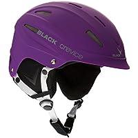 Black Crevice Casco de Esquí Ischgl Violeta M (57-58 cm)