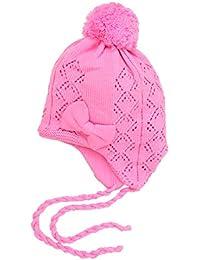 Baby Mädchen Winter Mütze CZ036