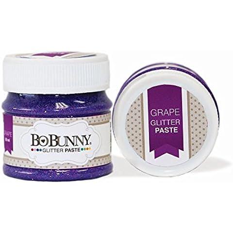 BoBunny uva-Glitter pasta, in acrilico, multicolore