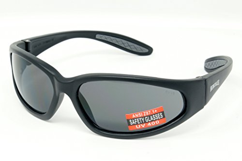 Shatterproof Unbreakable UV400 Wraparound Ski Sunglasses Complete With Free Microfibre Storage Pouch
