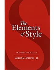 The Elements of Style (Dover Language Guides)