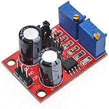 FengYun® Generador de señal de onda cuadrado o rectangular Módulo ajustable de ciclo de trabajo de frecuencia de pulso NE555