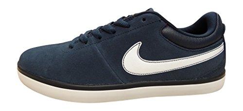 Nike Herren Rabona LR Skaterschuhe, Schwarz/Weiß (Obsidian/Weiss-Weiss), 44 EU (Herren Rabona Schuhe)