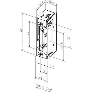 Assa Abloy 118EY13-A71 Türöffner ProFix2 ohne Arretierung/Schließblech