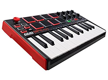 AKAI MPK Mini MK2 - USB MIDI Keyboard Controller